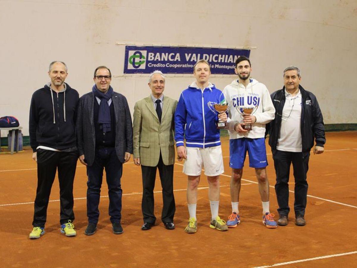 Andrea Nafissi conquista la finale