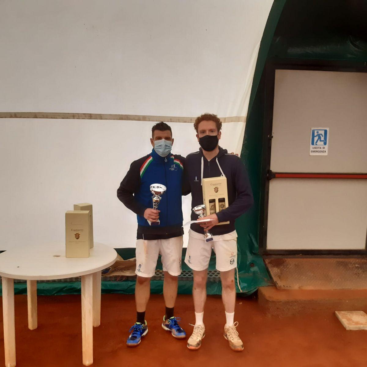 Vittoria nel torneo di Chianciano Terme per il nostro Lorenzo della Giovampaola!!!