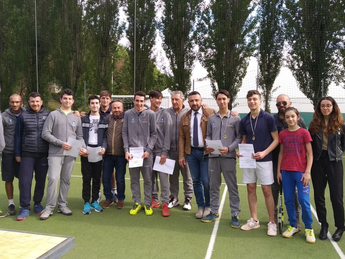 Fine scuola tennis