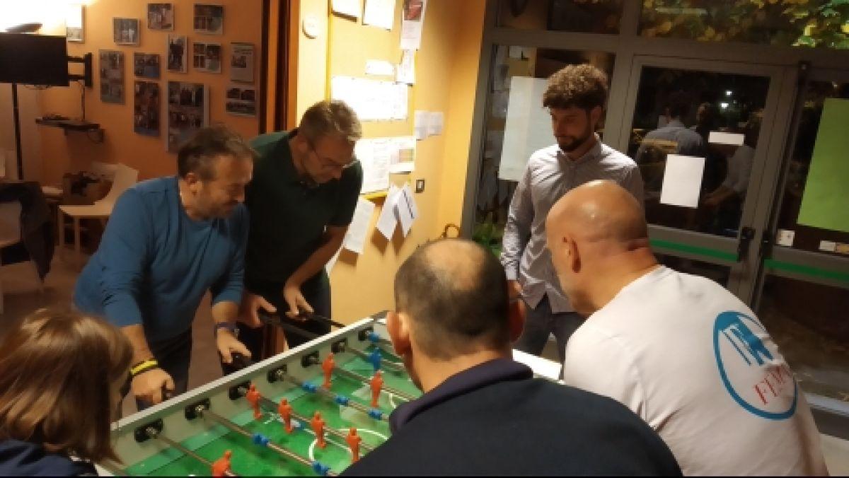 Arredi - Bertucci imbattibili...conquistano il 1° torneo di biliardino