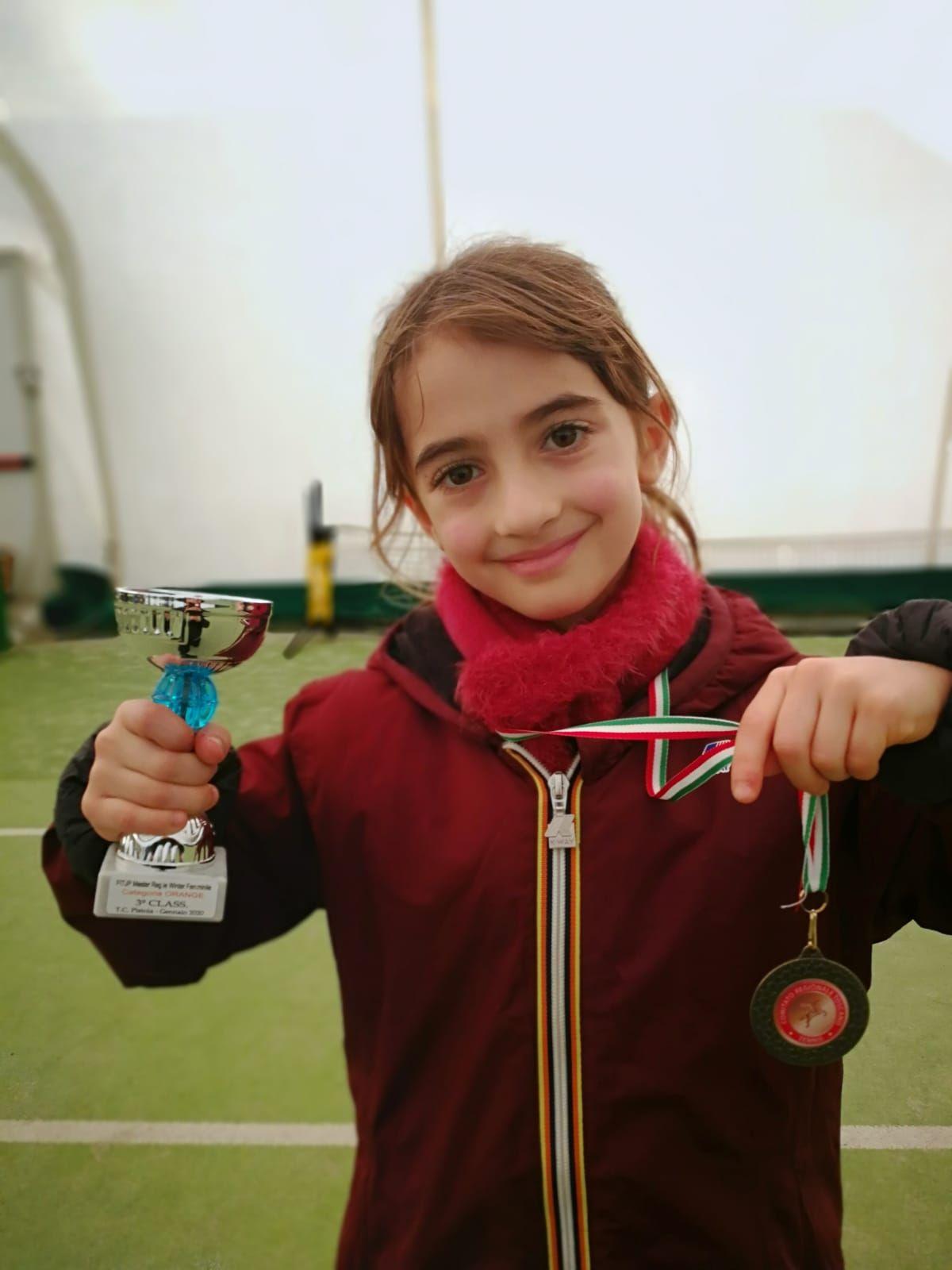 Master Fit Junior Program e Amara sconfitta per il Campionato Invernale